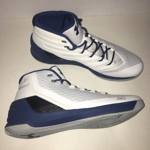 Under Armour Curry 3 Basketball Shoe 1269279-105